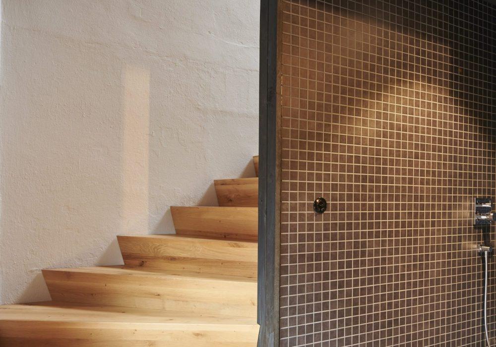 Umbauprojekt »Tapkens Scheune«, entworfen von gruppeomp, Garrel, 2020-01-31, Foto: Caspar Sessler